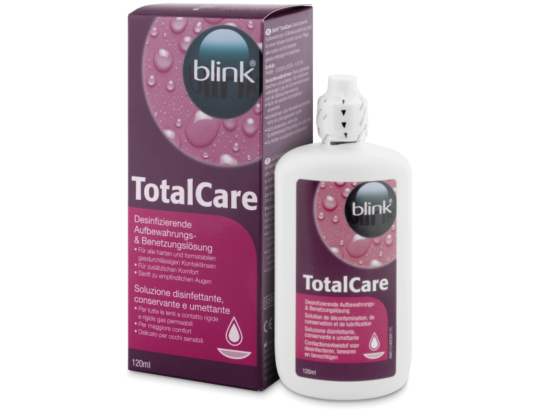 Розчин Total Care 120ml