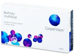 Biofinity Multifocal (3шт.)