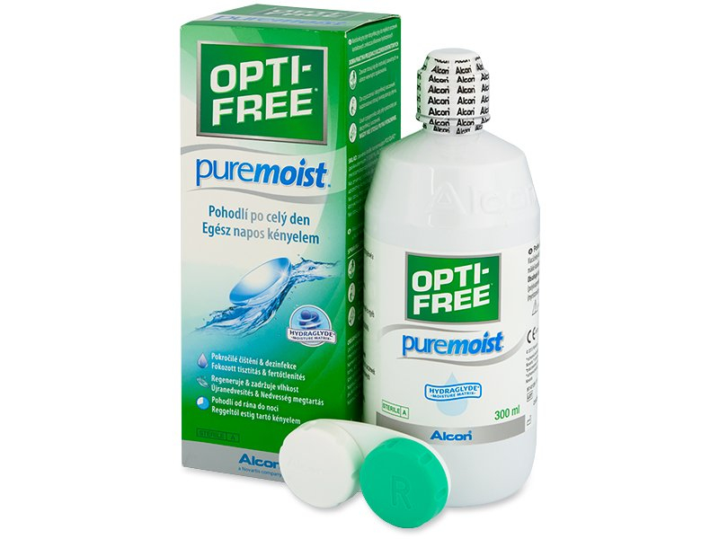Розчин OPTI-FREE PureMoist 300 ml