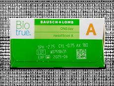 Biotrue ONEday for Astigmatism (90 лінз)