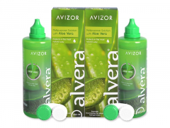 Розчин Alvera 2 x 350 ml