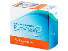 PureVision 2 HD for Astigmatism (6шт.)