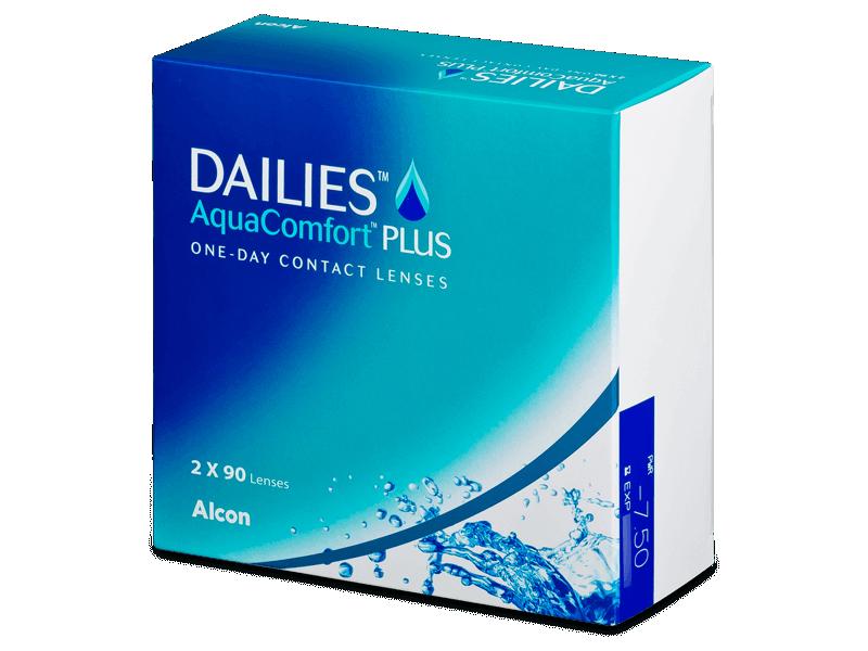 Dailies AquaComfort Plus (180шт.)
