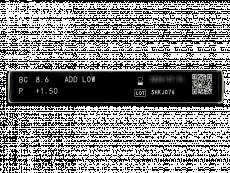 Miru 1 Month Menicon Multifocal (6 лінз)