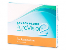PureVision 2 for Astigmatism (3шт.)