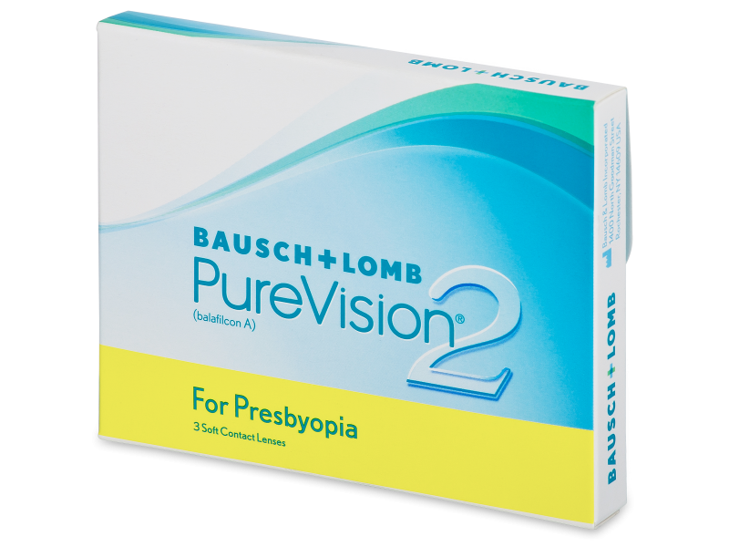 PureVision 2 for Presbyopia (3шт.)