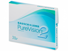 PureVision 2 (3 шт.)