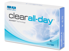 Clear All-Day (6шт.)