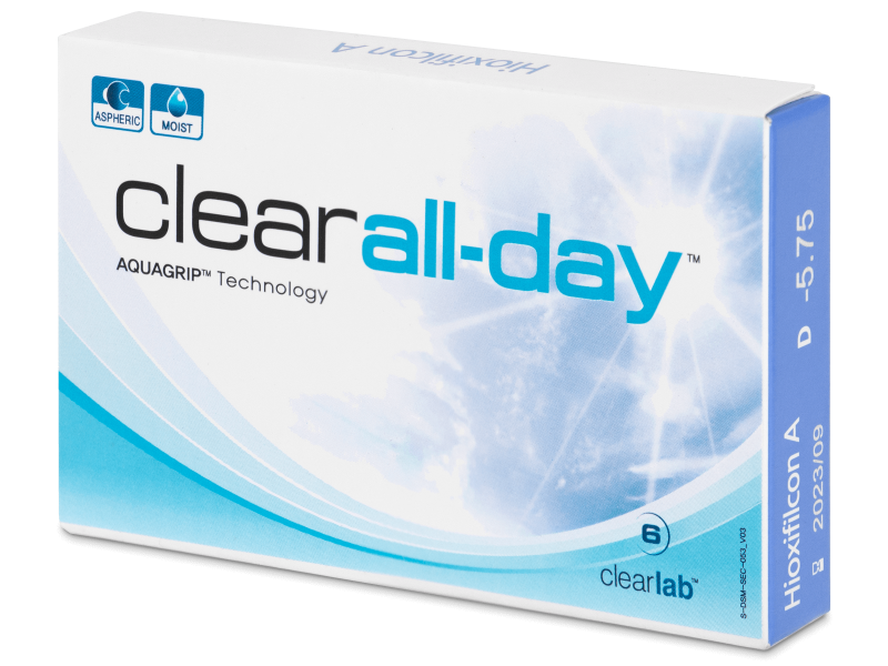 Clear All-Day (6 шт.)