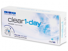 Clear 1-Day (30лінз)