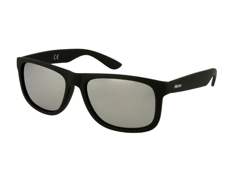Сонцезахисні окуляри Alensa Sport Black Silver Mirror