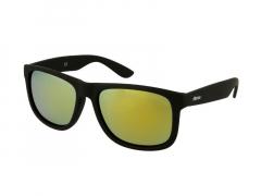 Сонцезахисні окуляри Alensa Sport Black Gold Mirror