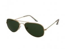 Дитячі сонцезахисні окуляри Alensa Pilot Gold