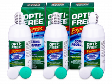 Розчин OPTI-FREE Express 3x355ml