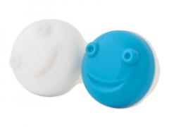 Контейнер для лінз для вібраційного очищення лінз - блакитний