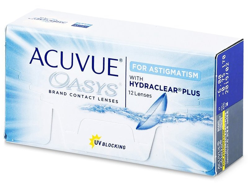 Acuvue Oasys for Astigmatism (12 шт.)