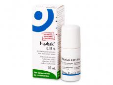 Краплі для очей Hyabak 10 ml