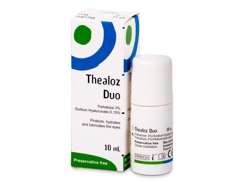 Краплі для очей Thealoz Duo 10 ml