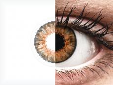 Air Optix Colors - Honey - діоптричні (2шт.)