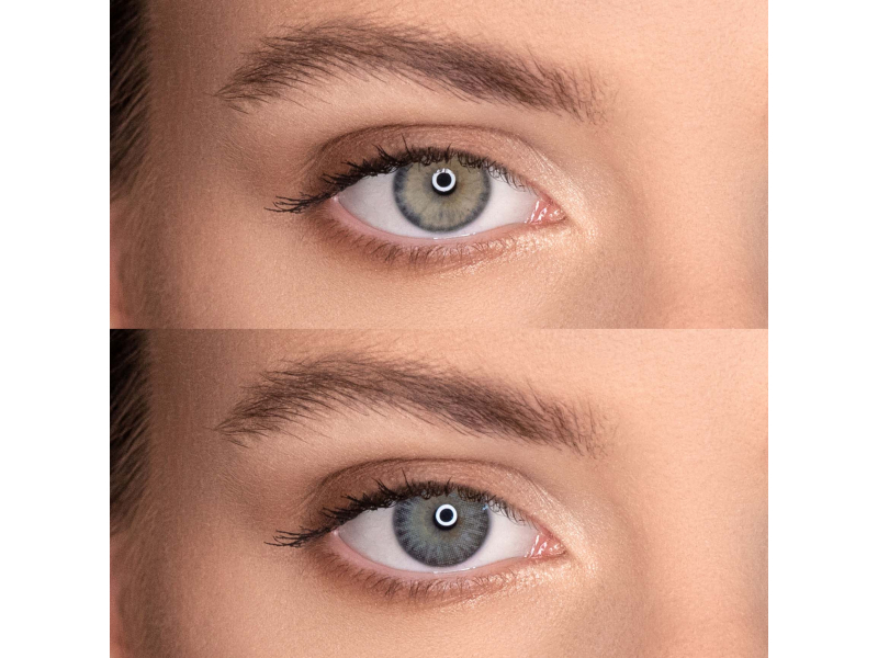 Air Optix Colors - Sterling Gray - діоптричні (2шт.)