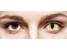 ColourVUE Crazy Lens - Cat Eye - недіоптричні (2 шт.)