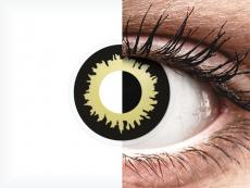 ColourVUE Crazy Lens - Eclipse - недіоптричні (2 шт.)