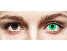 ColourVUE Crazy Lens - Emerald (Green) - недіоптричні (2 шт.)