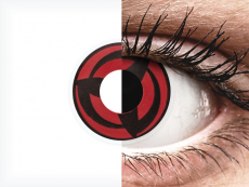 ColourVUE Crazy Lens - Kakashi - недіоптричні (2 шт.)
