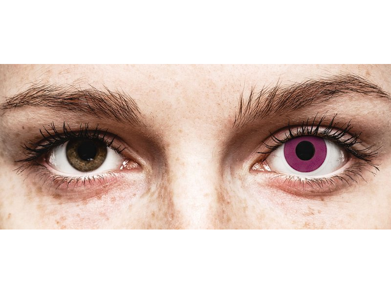ColourVUE Crazy Lens - Purple - недіоптричні (2 шт.)
