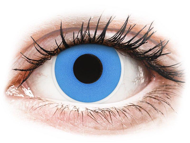 ColourVUE Crazy Lens - Sky Blue - недіоптричні (2 шт.)