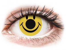 ColourVUE Crazy Lens - Smiley - недіоптричні (2 шт.)