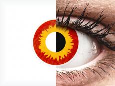 ColourVUE Crazy Lens - Wildfire - недіоптричні (2 шт.)