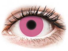 ColourVUE Crazy Glow Pink - недіоптричні (2шт.)