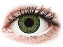 TopVue Color daily - Green - діоптричні (10шт.)