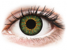 ColourVUE Glamour Green - діоптричні (2шт.)