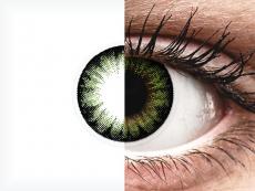 ColourVUE BigEyes Party Green - недіоптричні (2шт.)