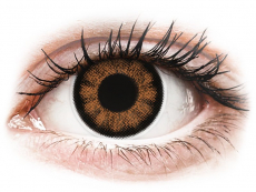ColourVUE BigEyes Sexy Brown - недіоптричні (2шт.)