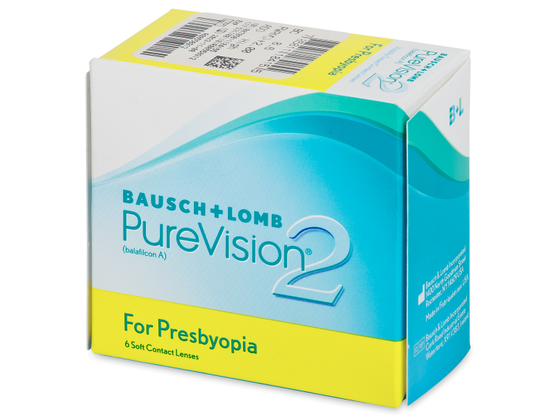 Purevision 2 for Presbyopia (6 шт.)
