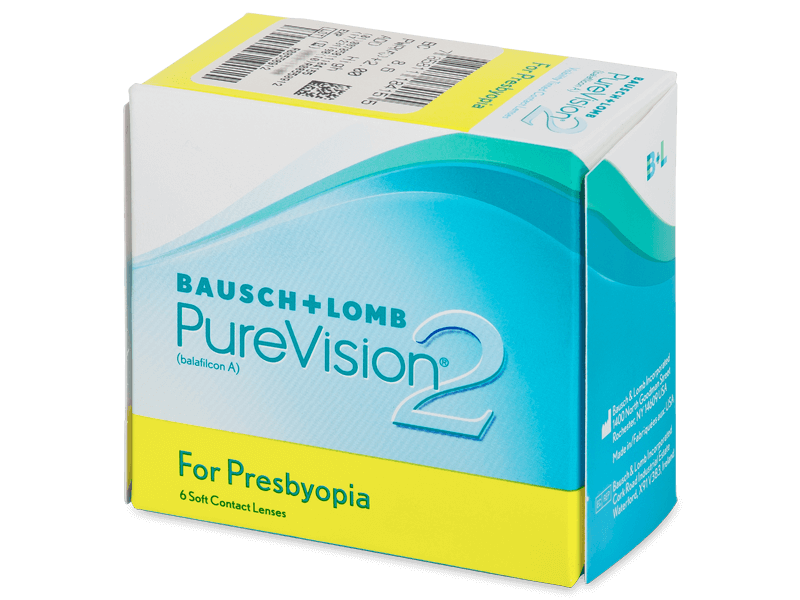 Purevision 2 for Presbyopia (6шт.)