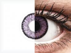 SofLens Natural Colors Indigo - діоптричні (2 шт.)