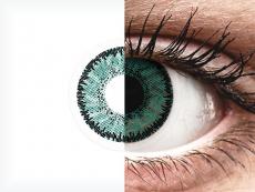 SofLens Natural Colors Jade - діоптричні (2 шт.)
