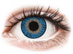 Expressions Colors Dark Blue - діоптричні (1 лінза)