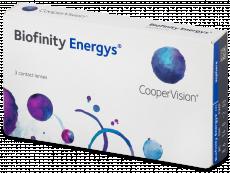 Biofinity Energys (3 лінзи)