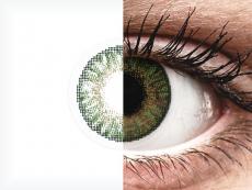 FreshLook ColorBlends Gemstone Green - недіоптричні (2 шт.)