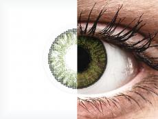 FreshLook ColorBlends Green - недіоптричні (2 шт.)