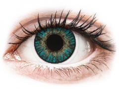 FreshLook ColorBlends Turquoise - діоптричні (2 шт.)