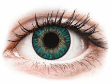 FreshLook ColorBlends Turquoise - недіоптричні (2 шт.)