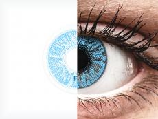 FreshLook Colors Sapphire Blue - діоптричні (2 шт.)