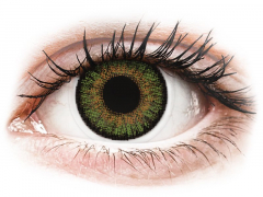 FreshLook One Day Color Green - діоптричні (10 шт.)