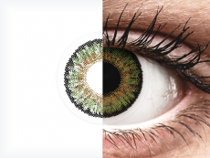 FreshLook One Day Color Green - недіоптричні (10 шт.)